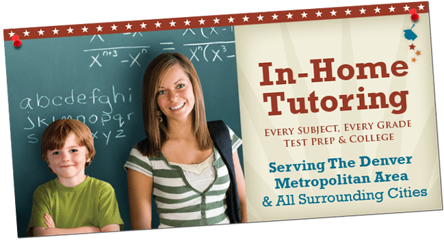 Denver CO Tutoring